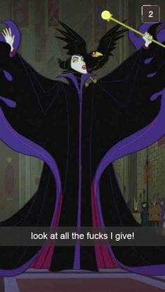 23 Fabulous Disney Villain Snapchats
