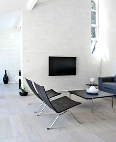 Poul Kjaerholm Chairs .. My love learnt me ;)
