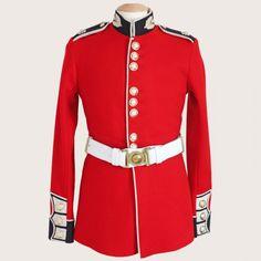 Post 1953 Scots Guards Guardsman Uniform