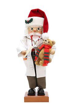 Nutcracker - Dr. Santa Claus Limited - 45,5cm / 18 inch