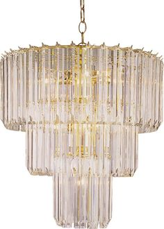 Grisella 9-Light Crystal Chandelier