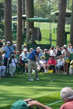 The Masters Golf Tournament - Augusta, GA (2010 Practice Rounds)