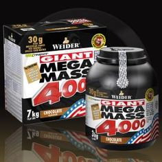 WEIDER: Mega Mass® 4000 enthält jetzt die Kombination aus Kreatin und hochmolekularer Stärke. Die eingesetzte Drei-Komponenteneiweißmischung aus Milch (Isolat), Molke (Isolat) und Eiklarprotein und allen wichtigen Aminosäuren unterstützt den Aufbau von Muskelmasse*.  *Proteine tragen zu einer Zunahme an Muskelmasse bei **pro Portion    Nicht für Kinder und Jugendliche geeignet. Die Zufuhr von Kreatin kann durch vermehrte Wassereinlagerung in der Muskulatur zu einer Gewichtszunahme führen.
