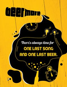There is always time for one last song and one last #Beer. Explore the world of #beers at The Beer Cafe.