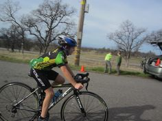 Some photos from today's Forest Ranch Hill Climb Race in Chico, California:  http://www.flickr.com/photos/chicovelo/