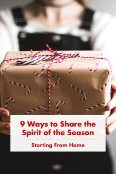Will You Join Us In Spreading Some Holiday Cheer This Year Check