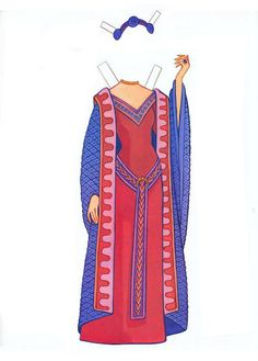 Beauty and The Beast* 1500 free paper dolls at Arielle Gabriels International Paper Doll Society also free paper dolls at The China Adventures of Arielle Gabriel *