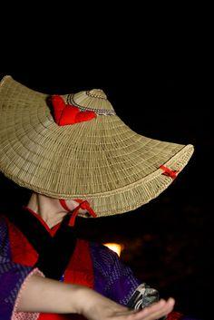 Dancer from Japan by Yuk Szk, via 500px