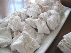mess of greens: southern food & hospitality: French Market Beignets