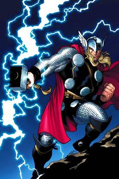 Thor  by Ed Mcguinness