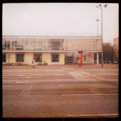 #berlin > a piece of #moskau