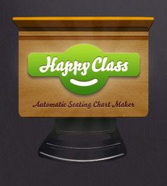 HappyClass: Automatic Classroom Seating Chart Maker for Teachers- THIS IS AWESOME (AND FREE!)
