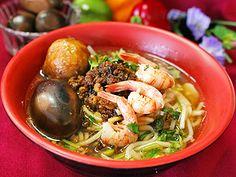 擔仔麵 Danzai Noodles   Taiwanese Food