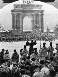 How Russia's own Bloody Sunday turned Nicholas II into a public enemy Anastasia, Last Emperor, Russian Revolution, Winter Palace, Tsar Nicholas Ii, Imperial Russia, Christian Church, The Past, Petersburg Russia