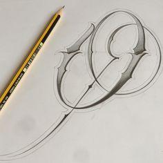 INITIAL DAY --- O/Q--- sketch