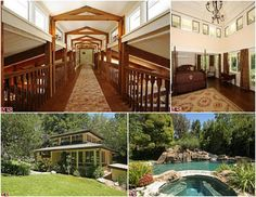 Former Lisa Marie Presley Hidden Hills Home bought by Kim and Kanye.
