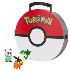 Pokemon Carry Case Bonus With Figures By 2171 The Is An Unique Accessory Item That Delivers Portability Of