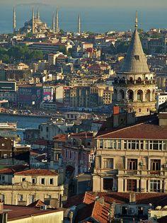 Europe Roundup: Top 10 Cities in Europe  Istanbul, Turkey