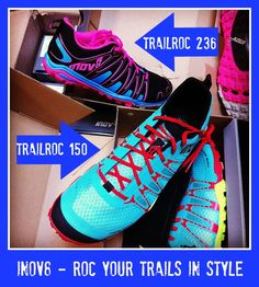 c6a4a28f5aa Roc your trails in style with Inov8 TrailRoc 150 & 236. Trail Running,  Ecommerce