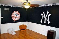 New York Yankee Stadium Facade Frieze Wallpaper Border Poster Ticket Jersey Ball