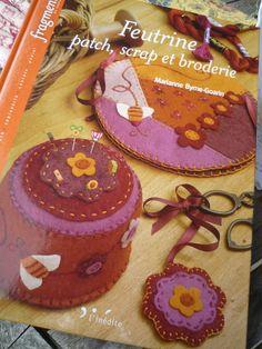 Chiffon, Marianne, Sewing Box, Pincushions, Gingerbread Cookies, Ephemera, Bees, Scrap, Quilting