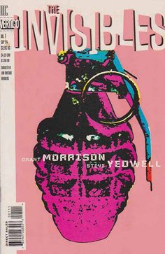 The Invisibles #1 (1994) NM $7.00