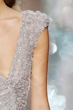 the cinderella project: because every girl deserves a happily ever after: Fab Frocks Friday: The Details at Elie Saab