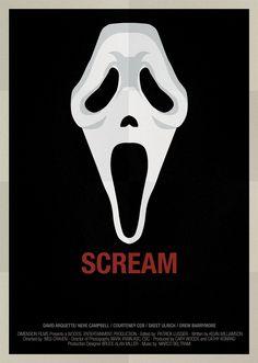 20 Best Minimal Movie Posters | vintage Movie Posters | Graphic Design Inspiration