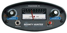 Amazon.com : Bounty Hunter TK4 Tracker IV Metal Detector : Hobbyist Metal Detectors : Garden & Outdoor