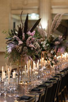 City Chic Meets Classic Romance in this London Wedding Inspiration - MODwedding Mod Wedding, Wedding Table, Trendy Wedding, Wedding Decor, Modern Victorian Wedding, Wedding Trends, Wedding Styles, Popular Wedding Colors, Dusty Rose Color