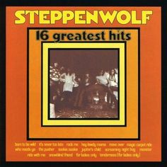 Steppenwolf - 16 Greatest Hits [CD New] #music #cd #Steppenwolf