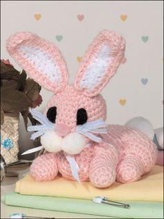 Precious Pink Bunny