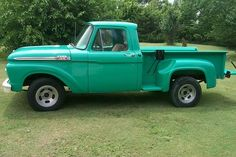 $5,000.00 - *1963 FORD F-100 STEPSIDE TRUCK *