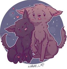 Padfoot and Moony