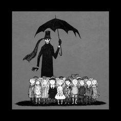 The Gashlycrumb Tinies (Edward Gorey)