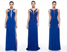 Oi meninas! Eu já havia postado alguns vestidos da coleção verão da Tutta no post sobre vestido de festa com fenda mas hoje finalmente co...