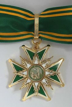 LU Cross Commander with original ribbon 450 Saint Lazarus, A Royal Affair, Military Awards, Army Police, Military Decorations, Military Orders, Trophy Design, Flag, Symbols