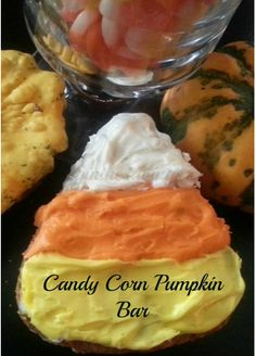 Yummy Fall Pumpkin Bars: CLICK ON LINK #35 @ The Weekend re-Treat Link Party to view the recipe and directions!