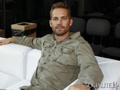 Paul Walker Girlfriend 2013 | Paul Walker Struts Down The Runway For Colcci - Sao Paulo Fashion Week ...