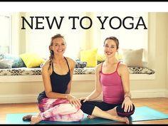 Advice for Yoga Beginners - Where To Start? - YouTube