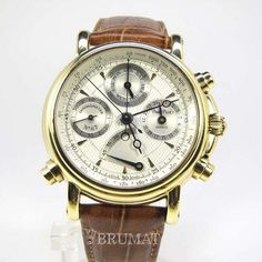 Paul Picot Gold 18klts Limited Edition watch more www.clubantiques.com