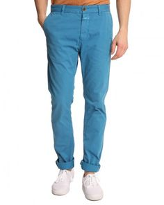 Clifton Blue Chinos