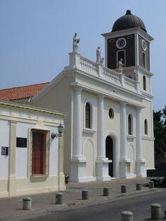 Iglesia de Puerto Cabello,estado Carabobo,Venezuela.
