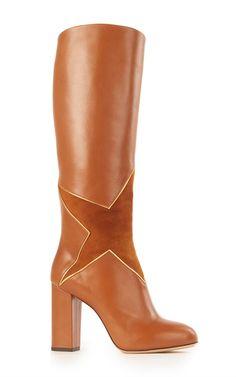Corine Knee High Boot by CHARLOTTE OLYMPIA for Preorder on Moda Operandi