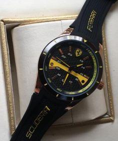 awesome Ferrari watches