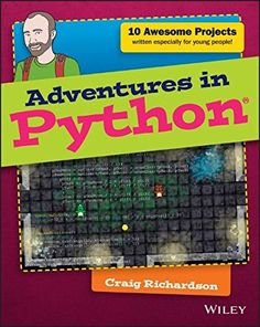 From 6.52 Adventures In Python