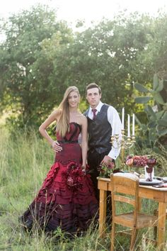 Pantone Marsala Wedding Inspiration | SouthBound Bride www.southboundbride.com Credit: Nyx Photography