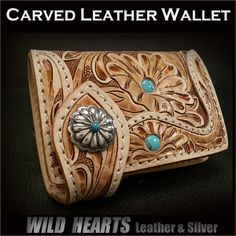 Biker wallet/carved walllet/WILD HEARTS  http://item.rakuten.co.jp/auc-wildhearts/sw0315/