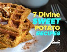 7 Divine Sweet Potato Recipes