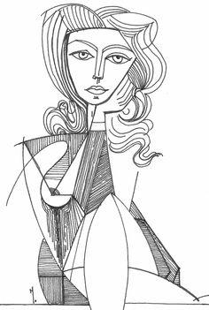 Muse de Picasso